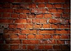 mauern mit alten backsteinen live laugh the brick wall