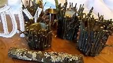 Diy Holz Deko Gef 228 223 Kerzenst 228 Nder Aus 196 Sten Selber