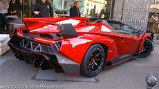 Lamborghini Veneno Roadster 3 3m Hypercar On The Road