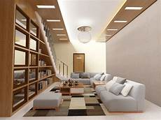 Photo Living Room Interior Ruko Skp Tangerang 5 Desain