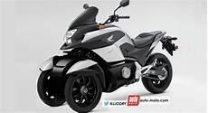 scooter honda 3 roues voici le nc 750 d3 scoop moto