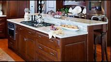 center island cooktop kitchen designs youtube