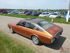 1975 Granada Ghia Coupe Manual Stunning Show Car