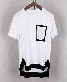 t shirt 224 col rond pour homme 2020 black white