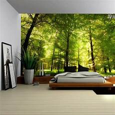 Wall Murals crowded forest mural wall mural removable sticker home