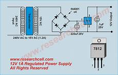 voltage regulator circuit 187 research cell