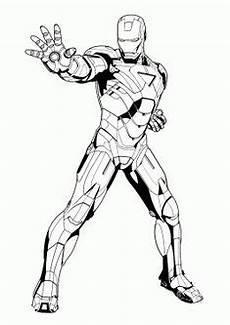 Marvel Superhelden Malvorlagen Ausmalbilder Iron E1541616601319 Ironman