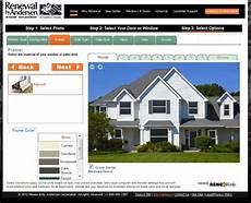 exterior house paint simulator home design tips