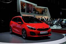 Debut For New Sporty Kia Cee D Gt Line Model Auto