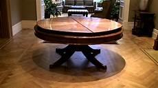 runde esstische ausziehbar expandable dining table