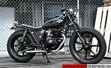 Modifikasi Japstyle by Modifikasi Kawasaki Kz200 Binter Merzy Style Gambar