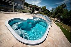 piscine coque polyester freedom mod 200 le san remo