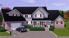 cool house plans for sims 3 my sims 3 blog sweet home americana by sims 3 properties