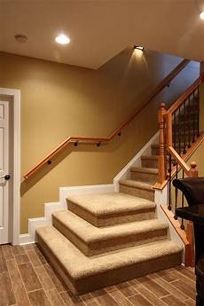 Treppen Renovieren Ideen - basement stairs traditional staircase dc metro by