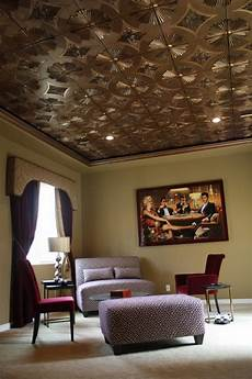 Home Decor Ideas Ceiling by Faux Tin Ceiling Tiles Ideas Decorate Your Home Creatively