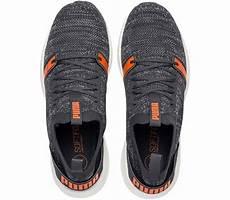 Neko Shoes Orange nrgy neko engineer knit s running shoes grey