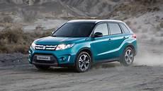 Suzuki New Vitara Todos Los Detalles Suv Que Se