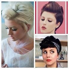 rockabilly hair hair pinup hair