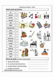 vocabulary matching worksheet school school worksheets vocabulary worksheets vocabulary