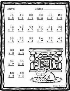 multiplication with regrouping worksheets grade 3 4824 space theme 4th grade math practice sheets multiplication facts 2 digit multiplication