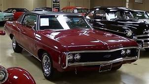 1969 Chevrolet Impala Custom Coupe Five Speed  YouTube