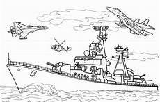 ausmalbilder malvorlagen kriegsschiffe kostenlos zum