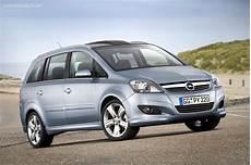 Opel Zafira Specs 2008 2009 2010 2011 2012 2013
