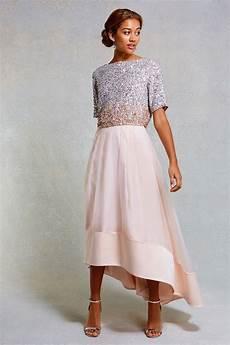 Sequin Dresses Pinks Dorianna Sequin Ombre Top