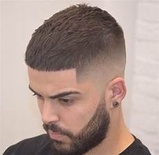 fade with cropped top for him in 2019 hair styles