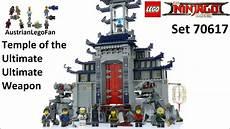 lego ninjago malvorlagen ultimate lego ninjago 70617 temple of the ultimate ultimate