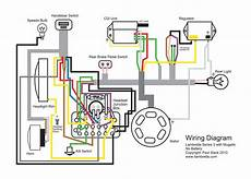 lambretta restoration wiring diagram for mugello 12 volt