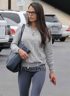 Jordana Brewster In Leaving A In Brentwood