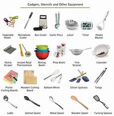 How To Be A Better Cook Part One The Right Tools