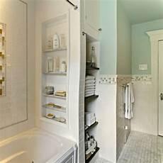 Bathroom Built In Storage Ideas 20 Built In Bathroom Storage Ideas And Inspiration That