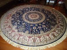 silk rugs silk rugs 8 rugs navy silk rug circle floor