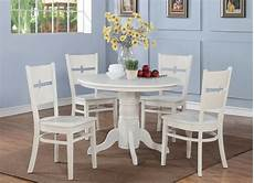 5 pc shelton dinette kitchen table with 4 seat chairs in black finish ebay 5 pc shelton kitchen table w 4 rockville seat chairs in linen white ebay