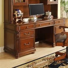 riverside home office furniture riverside furniture bristol court 5 piece standard desk