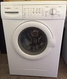 bosch maxx waschmaschine bosch maxx 5 washing machine 5kg 1200 rpm in norwich