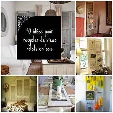 Volets Recycl 233 S Jpg 800 215 800 Vieux Volets En Bois Id 233 E