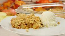 Apple Crumble Apfel Streuselkuchen Ohne Boden