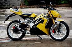 Modif Jupiter Mx 2006 by Yamaha Jupiter Mx 2006 Inspirasi Dari Kenny Robert