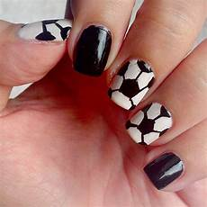 judy s little obsessions nail art soccer ball