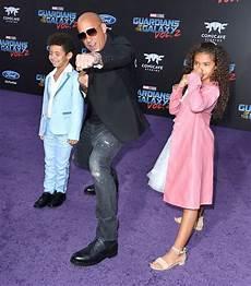 Vin Diesel And His At Premiere In La April 2017