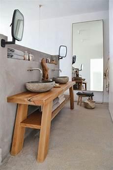 meuble lavabo en bois le lavabo en en 61 photos et des astuces d 233 co