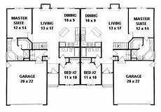 simple duplex house plans 32 best images about duplex plans on pinterest