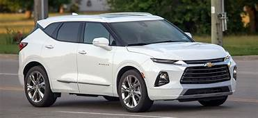 New 2019 Chevrolet Blazer Has Impressive Debut – Miami