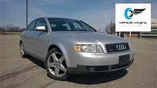 2004 Audi A4 2004 audi a4 test drive and review