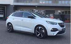 Opel Grandland X Tuning - irmscher opel grandland x black white autosprintch