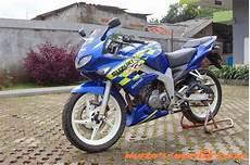 Modifikasi Motor R 2003 by Motor Sport Foto Modifikasi Suzuki Fxr150 Tahun 2003 Keren
