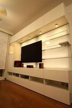 Ikea Framstaにled照明 Ikea テレビボード リビング テレビ棚